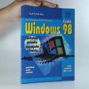 náhled knihy - Česká Windows 98. Podrobný průvodce začínajícího uživatele