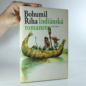 náhled knihy - Indiánská romance