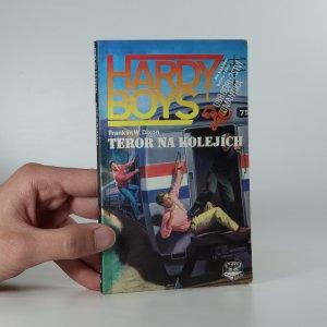náhled knihy - Teror na kolejích