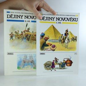 náhled knihy - Dějiny novověku (1. a 2. díl)