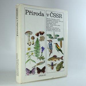 náhled knihy - Příroda v ČSSR