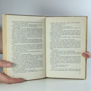 antikvární kniha Anna proletářka, 1961