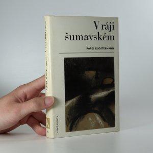 náhled knihy - V ráji šumavském