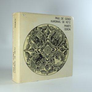 náhled knihy - Paul de Gondi/Kardinál de Retz: Paměti