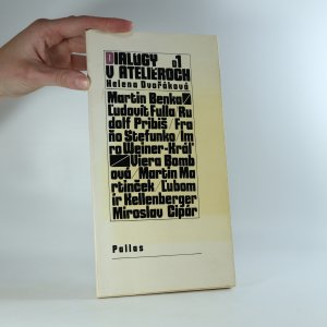 náhled knihy - Dialógy v ateliéroch. [Diel] 1