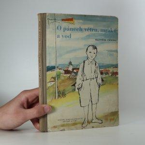 náhled knihy - O pánech větru, mraků a vod