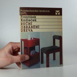 náhled knihy - Ruční obrábění dřeva