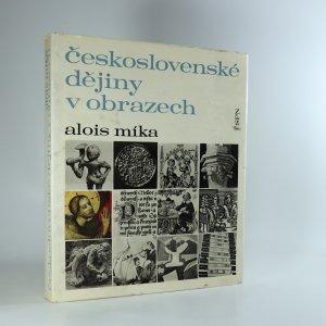 náhled knihy - Československé dějiny v obrazech