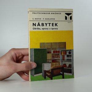 náhled knihy - Nábytek - údržba, opravy a úpravy