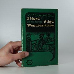 náhled knihy - Případ Stiga Wennerströma