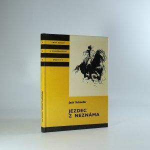 náhled knihy - Jezdec z neznáma