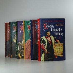 náhled knihy - Letopisy královské komory (I.-VI. díl v šesti svazcích)