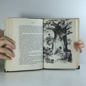 antikvární kniha Pouští a pralesem, 1988