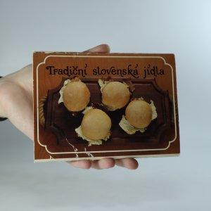 náhled knihy - Tradiční slovenská jídla