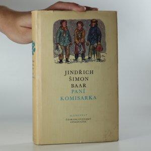 náhled knihy - Paní komisařka