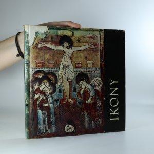 náhled knihy - Ikony z východného Slovenska