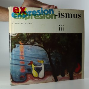 náhled knihy - Expresionismus