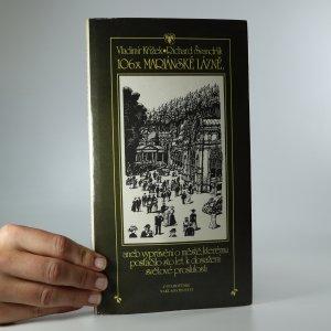náhled knihy - 106x Mariánské Lázně, aneb Vyprávění o městě, kterému postačilo sto let k dosažení světové proslulosti