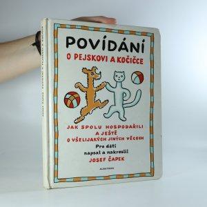 náhled knihy - Povídání o pejskovi a kočičce