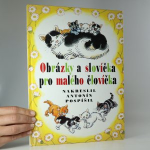 náhled knihy - Obrázky a slovíčka pro malého človíčka