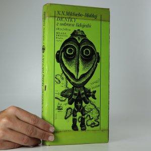 náhled knihy - Deníky z ostrova lidojedů