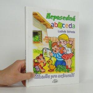 náhled knihy - Neposedná abeceda