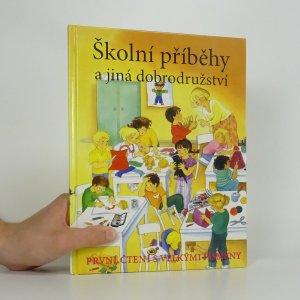 náhled knihy - Školní příběhy a jiná dobrodružství