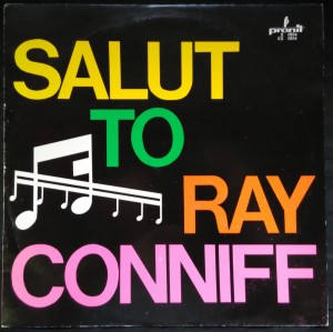 náhled knihy - Salut to Ray Conniff