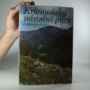 náhled knihy - Krkonošský národní park