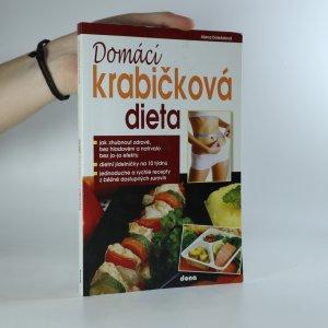 náhled knihy - Domácí krabičková dieta