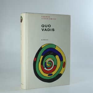 náhled knihy - Quo vadis