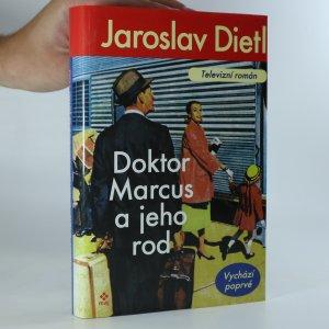náhled knihy - Doktor Marcus a jeho rod