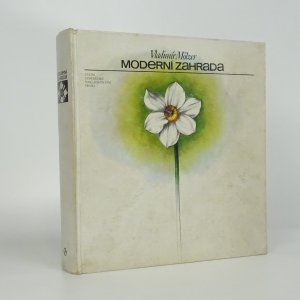 náhled knihy - Moderní zahrada