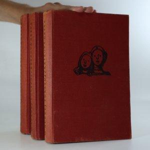 náhled knihy - Křížová cesta (3 díly ve třech svazcích)