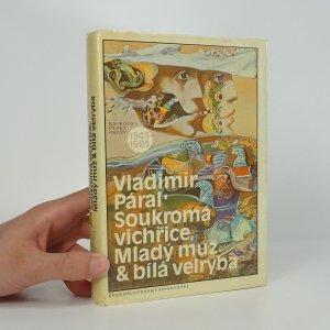 náhled knihy - Soukromá vichřice. Mladý muž a bílá velryba.