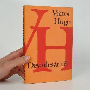 náhled knihy - Devadesát tři