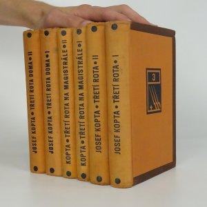 náhled knihy - Třetí rota. Třetí rota na magistrále. Třetí rota doma. (6 svazků.)