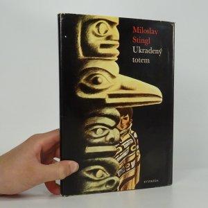 náhled knihy - Ukradený totem