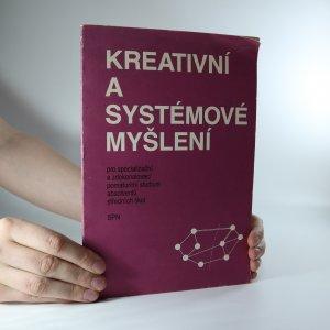 náhled knihy - Kreativní a systémové myšlení pro specializační a zdokonalovací pomaturitní studium absolventů SŠ