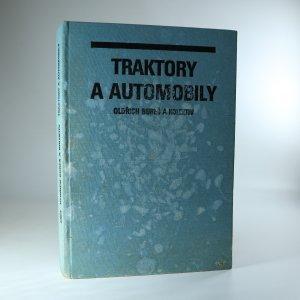 náhled knihy - Traktory a automobily
