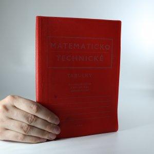 náhled knihy - Matematicko-technické tabulky pro odborná učiliště a odborné školy elektrotechnické