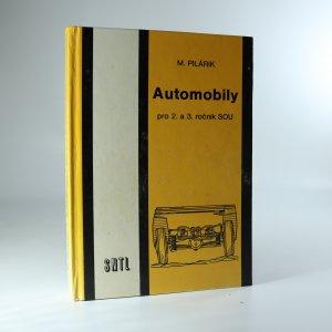 náhled knihy - Automobily pro 2. a 3. ročník SOU