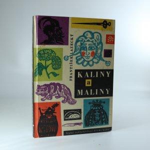 náhled knihy - Kaliny a maliny