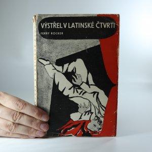 náhled knihy - Výstřel v Latinské čtvrti