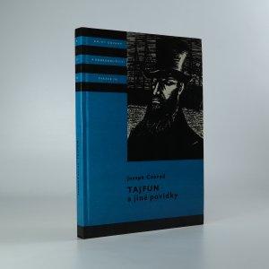náhled knihy - Tajfun a jiné povídky