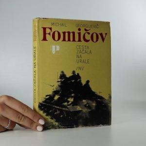 náhled knihy - Cesta začala na Urale