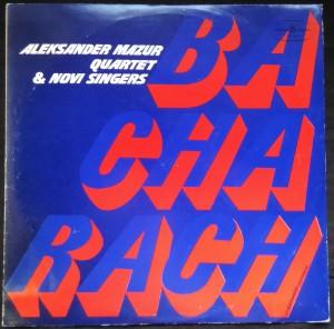 náhled knihy - Burt Bacharach