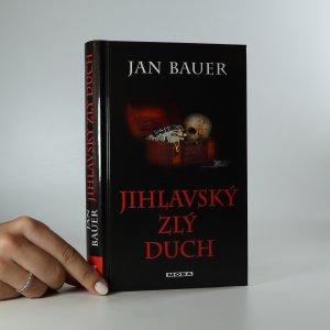 náhled knihy - Jihlavský zlý duch. Detektivní román z doby vlády Václava IV.