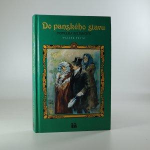 náhled knihy - Do panského stavu I.