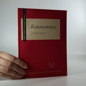 náhled knihy - Konosamenty